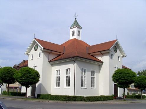 Betsaal von SW